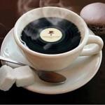 Café vinyle