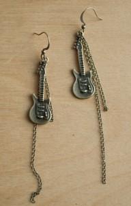 Forme de guitare!