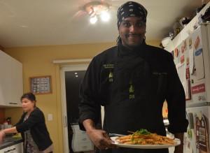 Service de Chef à domicile